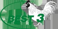 BEST 3 Geflügelernährung